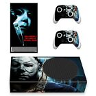 Xbox Series S X Slim Console Controller Skin Decal Michael Myers Halloween Horro