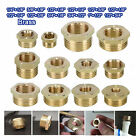 BSP Male x Female Brass Reducing Bush Coupler Air Hose Connector Fitting 1/8'~1'