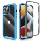 For iPhone 13 Pro Max / 13 Mini Case Shockproof Cover / Lens & Screen Protector