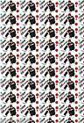 Justin Bieber gift wrap paper Birthday or Congrats