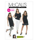 McCall's 6287 OOP Sewing Pattern to MAKE Easy Knits Top & Dress