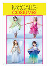 McCall's 4887 Sewing Pattern to MAKE Girl's Enchanting Fairy or Tutu Costumes