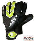 Umbro SX Force Junior Youth soccer football goalie goalkeeper gloves