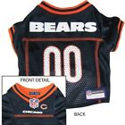 Chicago Bears NFL dog pet  mesh game jerseys (sizes)