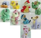 Neopets Soft Children Kids Cuddly Animal Toy Collection Multiple Toy Choice#
