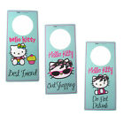 Hello Kitty Personalised Door Hanger