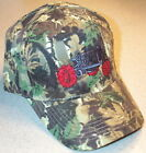 Camo Farmall Regular Embroidered Solid Hat (4 types)
