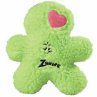 """Zanies 8 1/2"""" Embroidered SQUEAKER Berber Boys Dog Toys 6 GREAT COLORS!"""