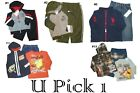 LITTLE BOYS 2 3 PIECE SET OUTFIT JACKET COAT T-SHIRT FALL WINTER NWT WARM JEANS