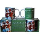Surplus Stock – Pelé/Moore Mug - Gift Boxed – Ideal for gifts or Car Boot