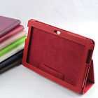 New PU Leather Stand Case Cover Skin For Samsung Galaxy Tab 2 P5100 10.1 Tablet