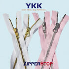 "36"" Jacket Zipper ~ YKK # 5 ""2-Way"" Separating Zippers"