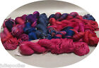 Handpainted Lang Olivia Mulberry Silk Ribbon Yarn - choose from 9 colors