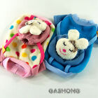 Dog&Cat Clothes Thick Shirts with Backpack & Bunny Doll_B308
