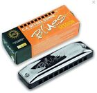 Seydel SESSION  Harmonica w/ Black Leather Case +Lows & Highs - Pick Your Key!