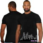"Underground Kulture ""Skyline"" Black T shirt - Brand New Design"