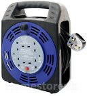 13 AMPS MAINS EXTENSION POWER CABLE LEAD PLUG IN GANG WAY SOCKET ELECTRICAL LEAD