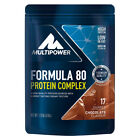 (31,22€/kg) Multipower Formula 80 Evolution Protein 510g Eiweiss + Bonus