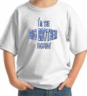 BIG BROTHER AGAIN! Custom KIDS T-SHIRT