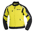 Can-Am Spyder Ladies Cruise Jacket - Black/Hi-Vis Yellow/Pink/Sand - NEW!