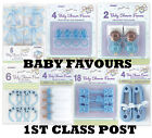 BOY BLUE BABY SHOWER FAVOURS Gift Bag Fillers supplies - Max £3.99 POST