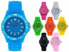 Reflex Silicone Strap Ladies Mens Teen Sports Watch xmas Gift for Him Her