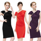 Ever Pretty Hot Short Evening Bodycon Cocktail Celebrity Dresses 03430 Size 6-18