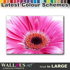 Flowers FLORAL & BOTANICAL  Canvas Print Framed Photo Picture Wall Artwork WA