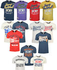 Mens UCNY Designer Printed T Shirt-4 Style-15 Colours
