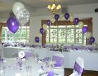Wedding Balloons Decoration Kit - All Colours - All Designs - Arch and 10 Tables