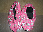 HELLO KITTY PRINT BOWLING SHOE COVERS-PINK