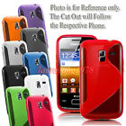 S-LINE TPU GEL SKIN CASE COVER for SAMSUNG GALAXY S4 SIV S 4 IV i9500 LTE i9505