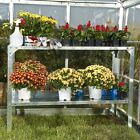 Greenhouse Steel Potting Table Workbench By Palram For Greenhouses/Sheds etc