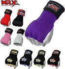 MRX Boxing Gel Padded Inner Gloves With Wrist Support Muay Thai Hand Wraps Pair