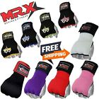 Boxing Inner Gloves Hand Wraps Wrist Support Gel Padded Muay Thai Mitts MMA MRX