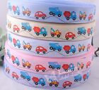 "5/30y Upick 1"" grosgrain ribbon printing wedding party DIYcraft Appliques RG014"
