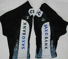 SAXOBANK TEAM CYCLING SHORTS NEW  S- XL - XXL ONLY ** FREE CICLISMO SKULL CAP !!