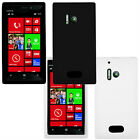 For Nokia Lumia 928 Rubber Soft SILICONE Skin Gel Case Phone Cover Accessory