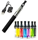 Electronic Rechargeable E Sheesha Pen Shisha Smoke + Mix Coloured Spare Tip Top