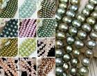5mm 6mm 7mm 8mm 9mm Cultured Freshwater Round Luster Pearl Loose Bead Finding