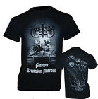 MARDUK - BANDSHIRT *PANZER DIVISION* in M-XXL T-SHIRT HEAVY METAL