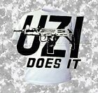Uzi Does It Shirt - T-Shirt