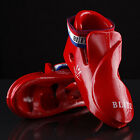 Blitz Karate/Taekwondo Sparring double padded dipped foam foot in red