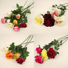BUY 1 GET 1 FREE!! Single Roses Stems Artificial Flowers!! CLEARANCE SALE!!!