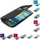 For Samsung Galaxy S3 S III i9300 i747 Wallet Magnetic Case Hard Pouch Cover