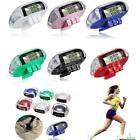 LCD Digital Multi Pedometer Walking Step Distance Calorie Counter Run Fitness UK