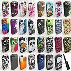 DESIGN HARD SHELL SNAP CASE COVER FOR BLACKBERRY Q10 PHONE ACCESSORY +STYLUS