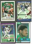 Eric Allen Philadelphia Eagles 1990 Topps, 1990 Score, 1990 Fleer, 1990 Pro Set