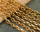 5ft Solid Brass Small Link Chain 2.5x1.5mm c43 PICK