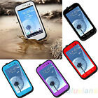 Waterproof Shockproof Dust Proof Cover Case For Samsung Galaxy S3 i9300 New BD4U